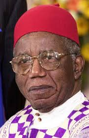 Chinua Achebe. Father of African Literature