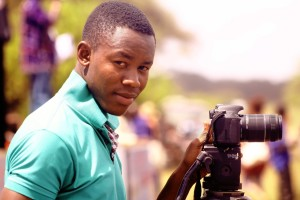 Kevin Mafumbo also produces music Videos