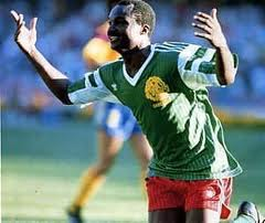 Roger Milla. National icon largely ignored