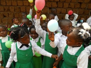 School Children join in fight to stop malaria