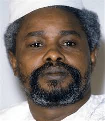 Hissene Habre. Long arm of the law catches up with him