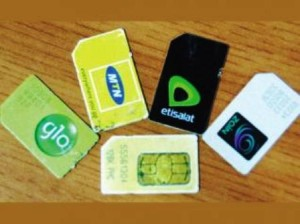 Disconnected Sim cards