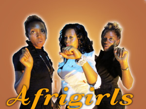 Afrigirl. Like Spice girls, these girls have potential