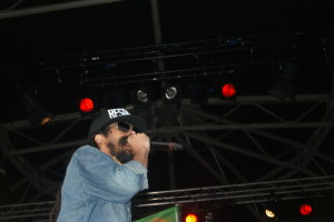Damian Marley. He did not dissapoint