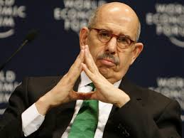 Mohamed ElBaradei resigned in disgust following yesterday's killings