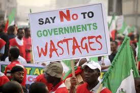 Government wastage is Common across most African countries
