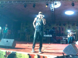 Flavour never disappoints on stage
