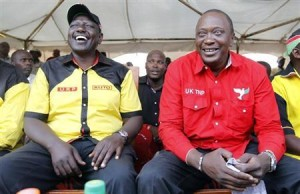 William Ruto failed to stop the trial