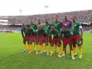 Indomitable Lions. Chances of qualification complicated after Captain Eto'o Fils abandoned the team