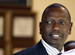 William Ruto. facing Life imprisonment if convicted