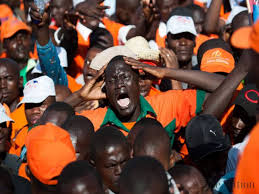 Kenyan elections are highly contested