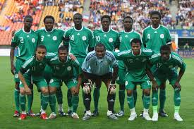 African nations winners Nigeria. One of the best hopefuls to represent Africa in Brazil