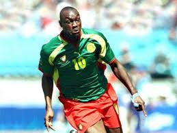 Patrick Mboma. Not sure Eto'o Fils will abandon chance to play in record 4th world cup