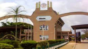 University of Benin. Closed like most universities in Nigeria
