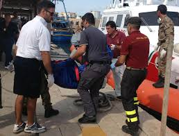 Search and recovery efforts are continuing in Lampedusa