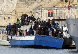 The rickety dangerous boats used to carry human cargo that leads to tragic deaths