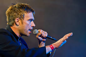 Damon Albarn. Musician and one of the co-founders of Africa Express