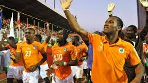 Ivory Coast had best results with help from D. Drogba