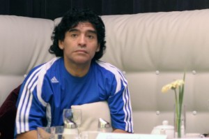 Diego Maradona. Sheffield United missed him in 1978 and are still paying today for that blunder 36 years later