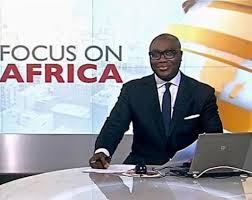 Komla at his best. Presenting Focus on Africa on BBC World TV