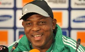 Stephen Keshi. Led Nigerian to nations cup triumph and won coach of the year for his efforts