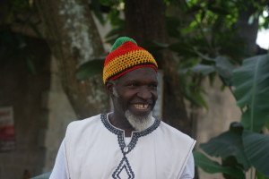 Mboua Massob. Never give up the fight