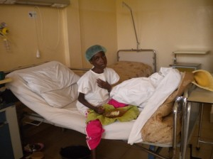 Paients pay only $7000 for the operation in Shisong. The same operation costs $40.000 in Europe and double that in the USA