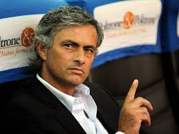 Jose Mourinho. Chelsea outspoken coach wants Samuel Eto'o to up his game on the pitch