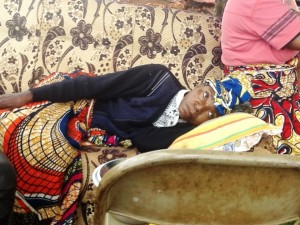 Ardo's sick wife now homeless like her husband and 300 other Mbororos