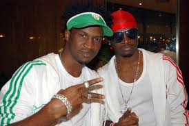 """Peter & Paul Okoye. No longer want to """"Chop the money"""" together?"""