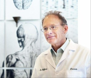 Dr Stephen Hoffman. Determined to get a malaria vaccine in his lifeime