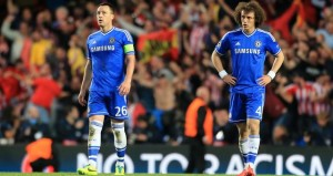 John Terry and Chelsea mates were no match for the Spanish giants