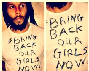 Ziggy Marley. Like father like son. Fighting for the rights of Chinok girls