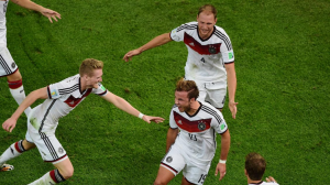 Germany. We are the Champions my friend
