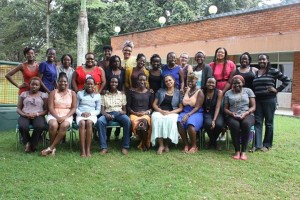 Workshop on African female writers in Ugnada