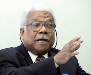 Dr Ali Mazrui. Africa loses another literary Baobab in the USA